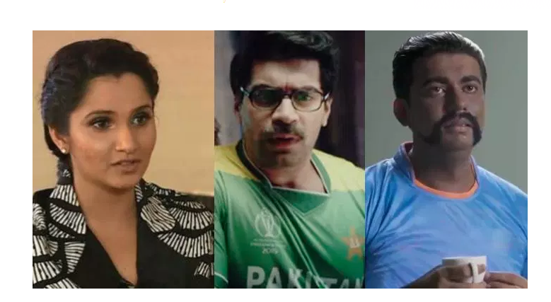 Sania Mirza slams sensational ads ahead of India-Pak World Cup clash