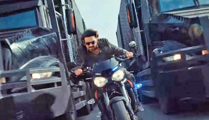 Saaho teaser: Prabhas, Shraddha deliver India's biggest action thriller