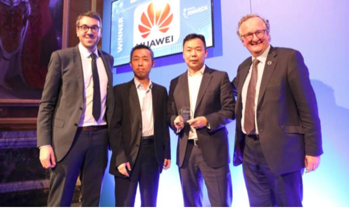 Huawei wins 'Best 5G Core Network Technology' award