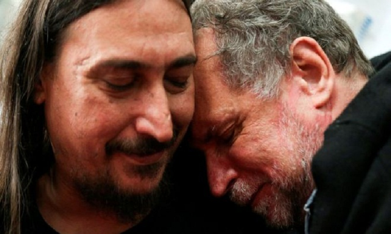 Disappeared Argentina activists' son finds family after 40 years