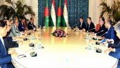 President seeks Tajikistan's support to end Rohingya crisis