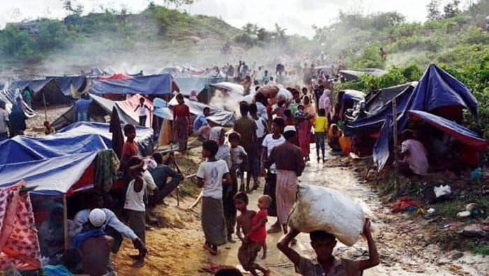 Talks with Myanmar on Rohingya repatriation 'continuing'