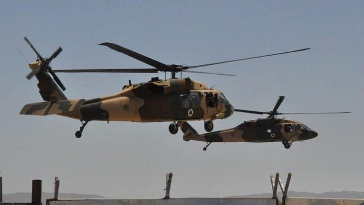 14 militants killed in airstrike in S. Afghanistan