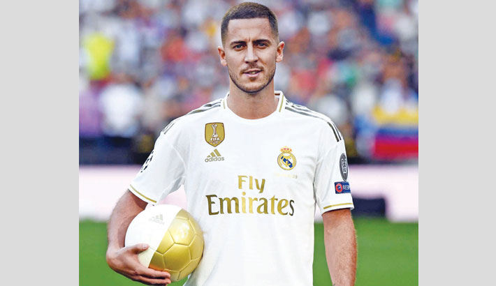 Galactico Hazard fulfils his dream
