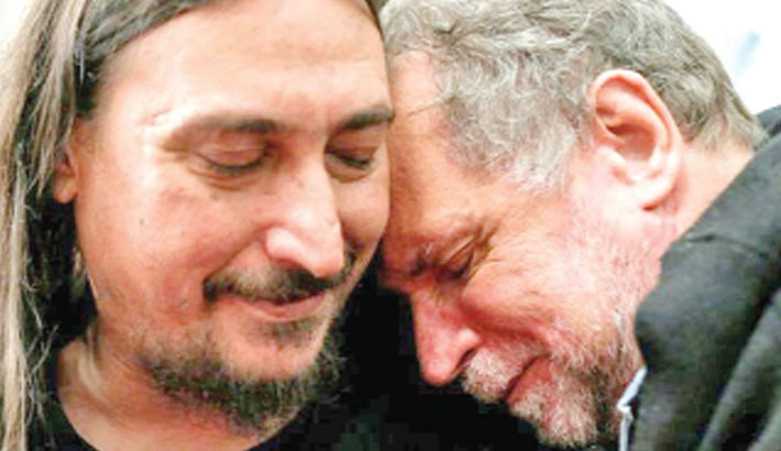 Missing activists' son finds family after 40 yrs