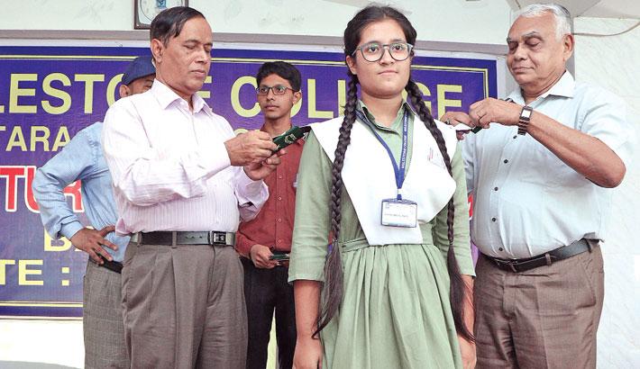 Investiture ceremony held  at Milestone College