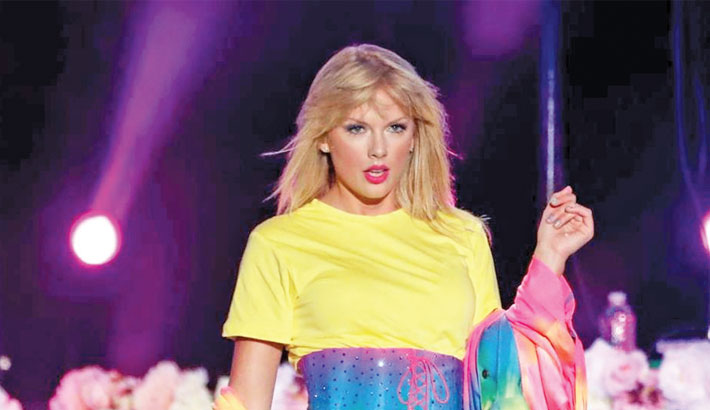 Taylor calls out homophobes on new song