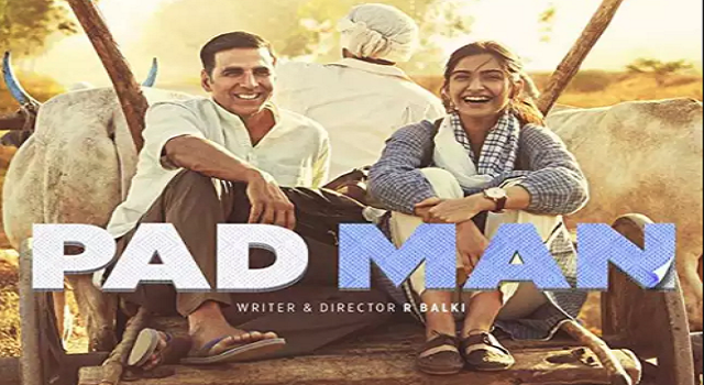 Where Is Our Padman?