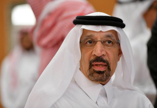 Saudi minister urges 'decisive' response to threats against energy supplies