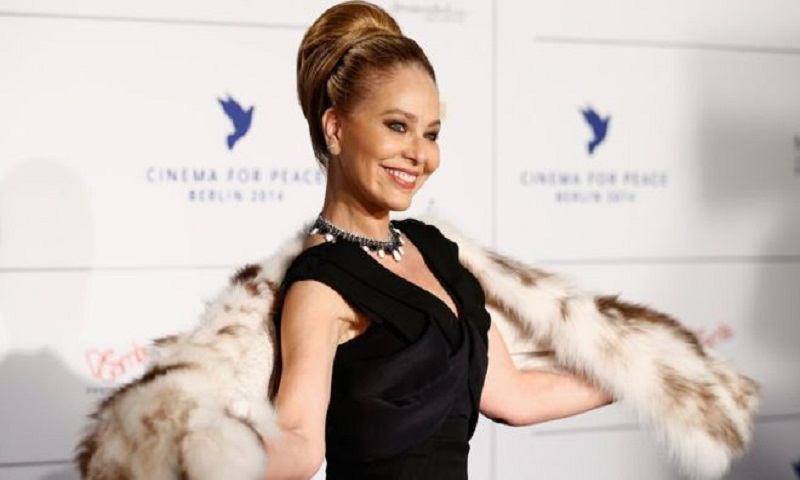 Ornella Muti faces jail threat after attending Putin gala