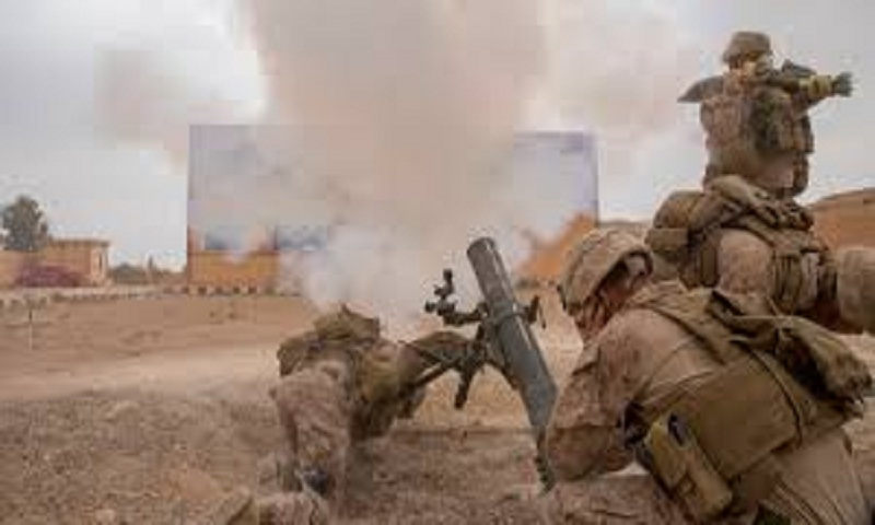 Mortar attack on Iraqi base home to US troops; no casualties