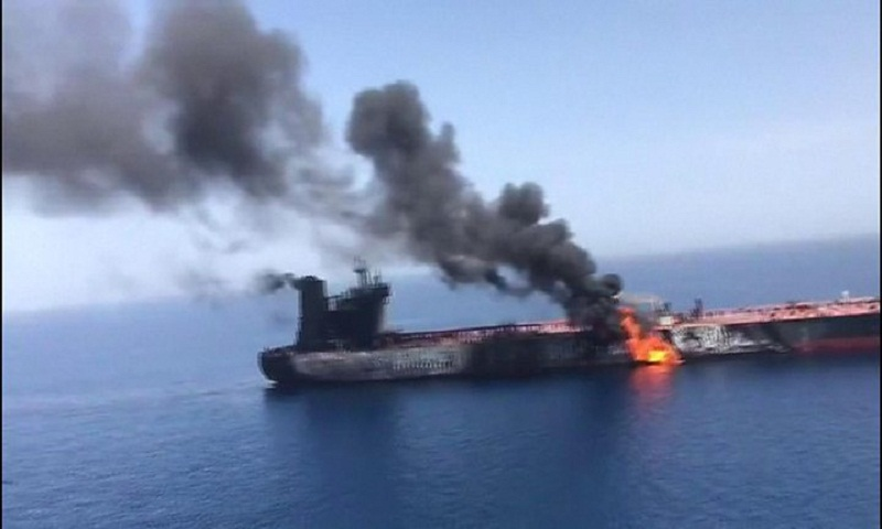 Gulf of Oman tanker attacks: What could be Iran's motive?