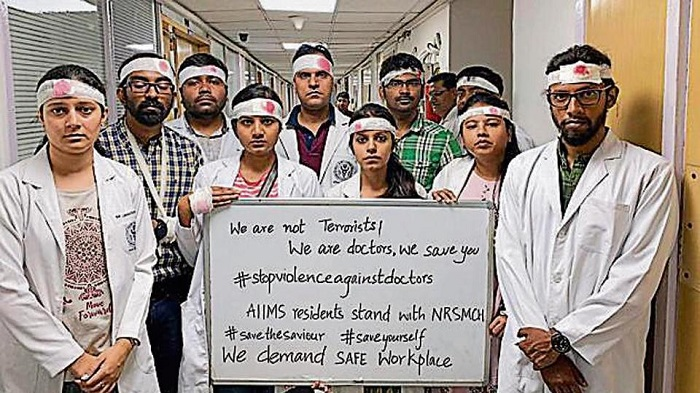 Indian doctors to go on strike over workplace assaults