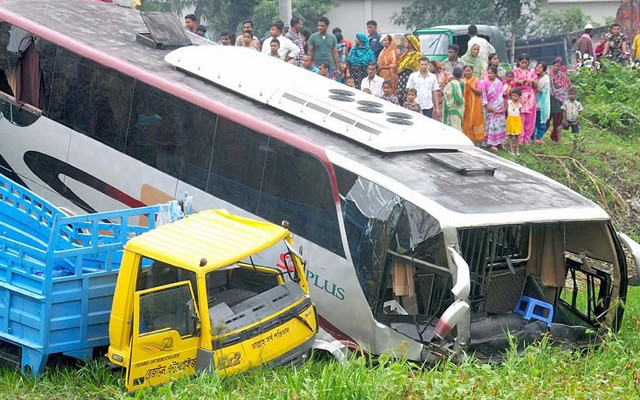 298 killed, 860 injured in accidents during Eid | 2019-06-15