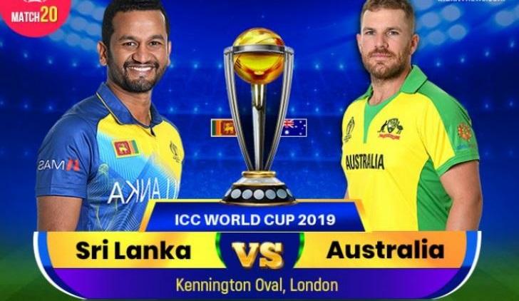 Sri Lanka to face in-form Australia today