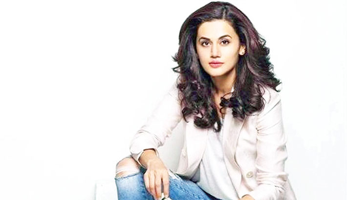 I'm very secure as an actor, but not as a star, says Taapsee