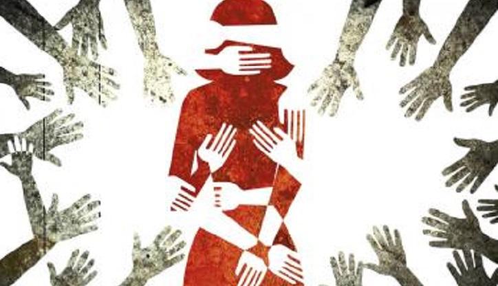 Horrific rape attacks going on; two held