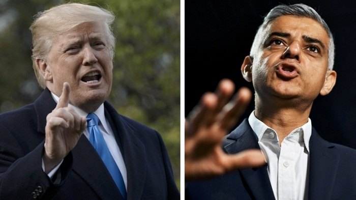London needs a new mayor, Khan is a disaster: Trump