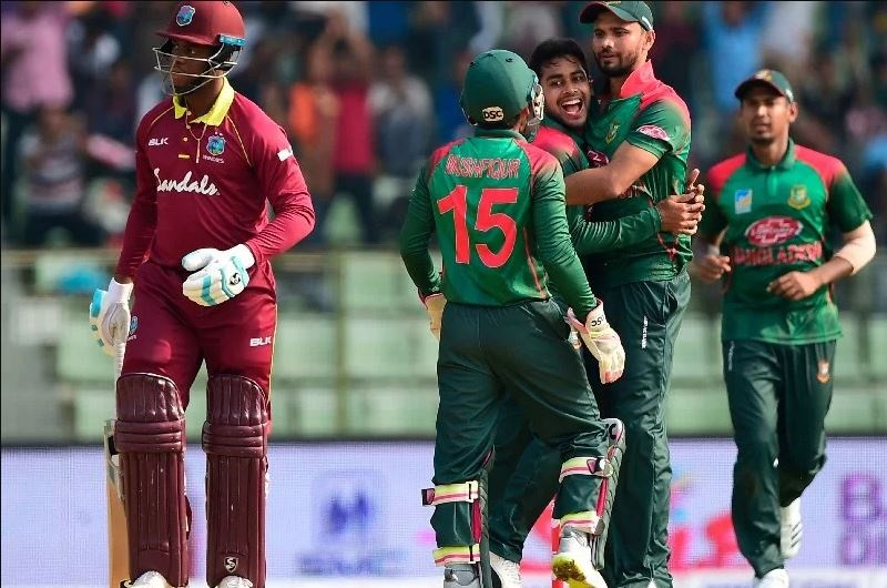 Bangladesh eye resurgence against Windies on Monday