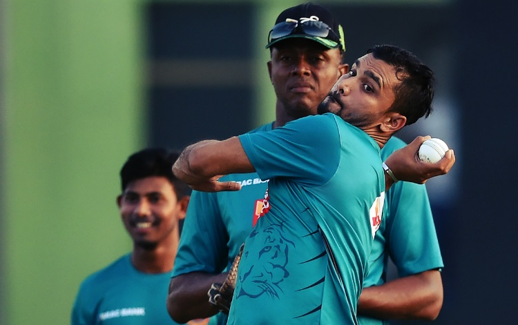 Walsh confident of Bangladesh revival against West Indies