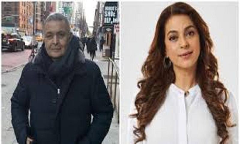 Rishi Kapoor and Juhi Chawla's untitled film to go on floors soon