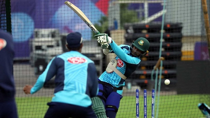 Tamim sees Bangladesh 'favourites' against West Indies