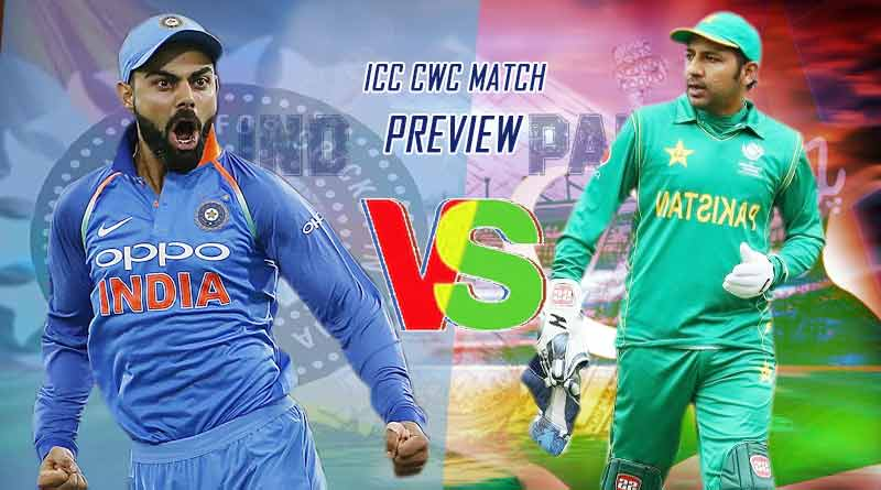 India face Pakistan in World Cup battle royale