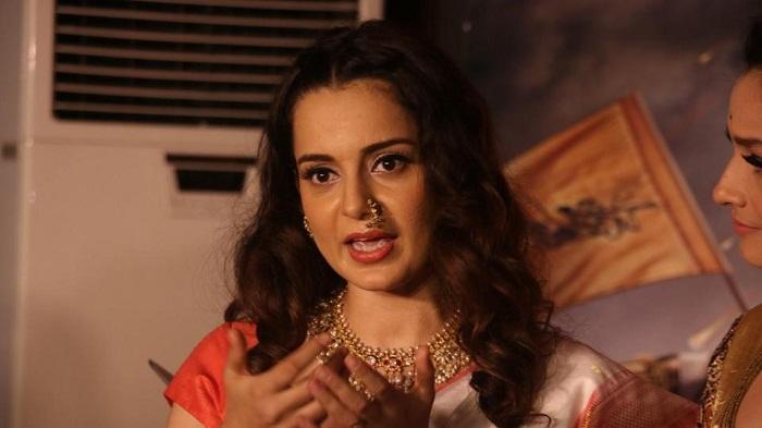Kangana Ranaut and Sunaina Roshan has been in touch