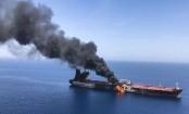 Gulf of Oman: Saudi Arabia blames tanker attacks on rival Iran