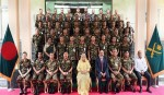 Always stand beside people, PM to army