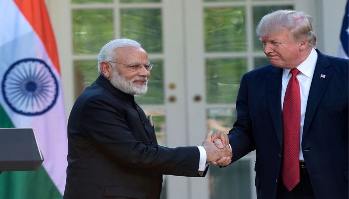 India announces retaliatory trade tariffs against the US