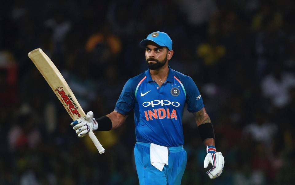 Virat Kohli becomes fastest to 11,000 ODI runs