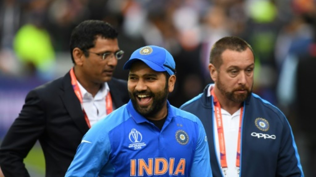 World Cup heroics are child's play for India star Sharma