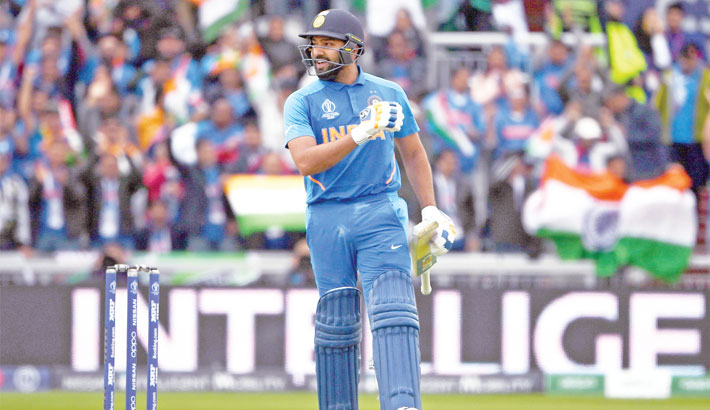 India blow away Pakistan