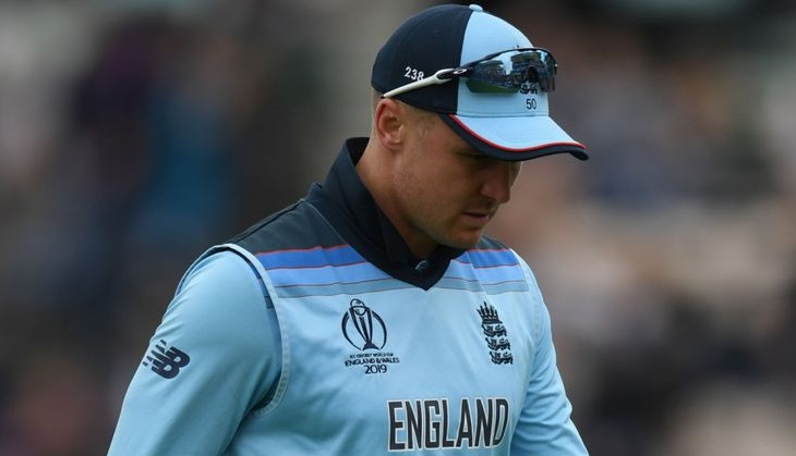 Injured Roy to miss England's next two World Cup games