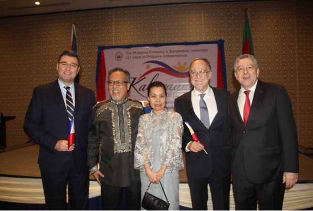 121st National Day of Philippines celebrated at Radisson