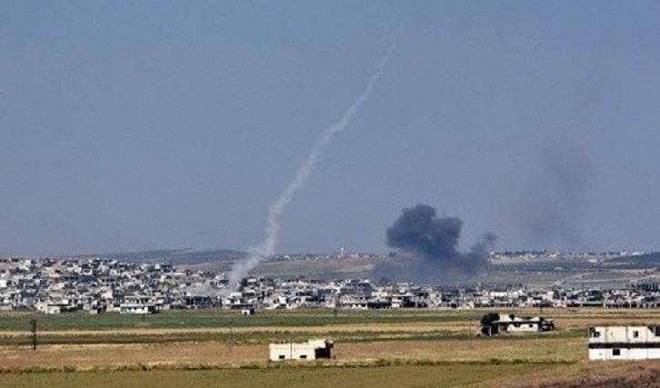 Jihadist rocket fire kills 12 civilians in Syria: state media
