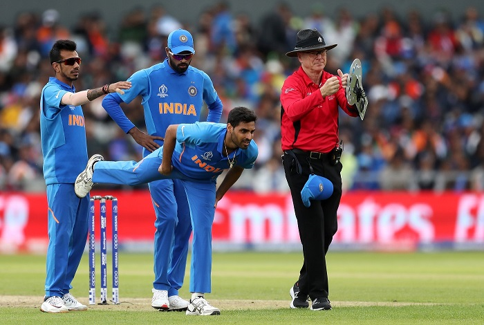 Bhuvneshwar Kumar ruled out for 2-3 matches due to hamstring injury