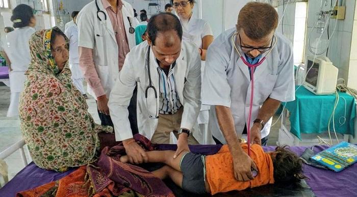Encephalitis death toll in Bihar reaches 100