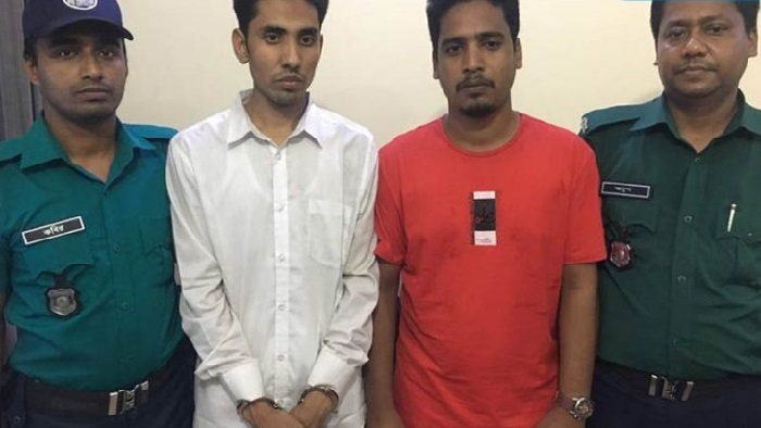 DU student among two held for proxy exam in Chattogram