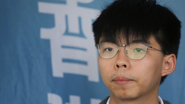 Hong Kong activist Joshua Wong released from prison