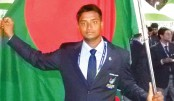 Ruman wins first ever Bronze medal for Bangladesh