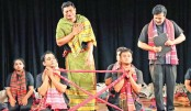 Tringsha Shatabdee to be staged at Studio Theatre hall today