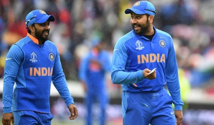 Rohit Sharma stars as India beat rivals Pakistan in World Cup
