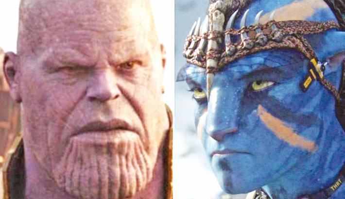 Endgame will fall short of Avatar's record as race for number 1 ends