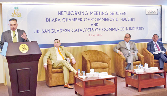 British investors urged to  invest in Bangladesh RMG