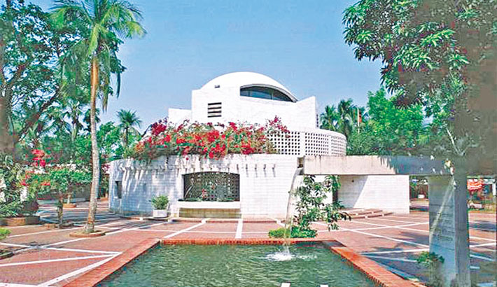 Bangabandhu Mausoleum at Tungipara - a must visit site