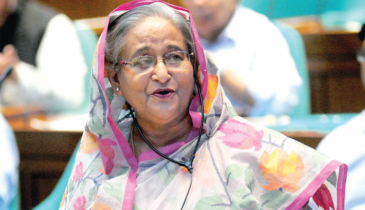 PM censures rival for looting, bins graft charges