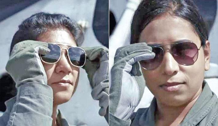 UN releases spl video featuring 2 Bangladeshi female pilots