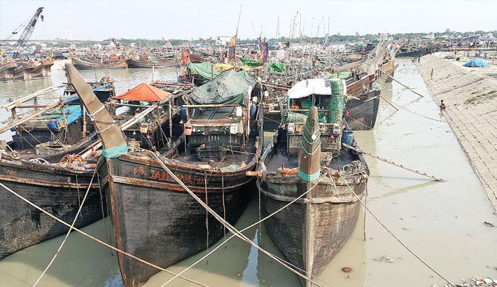 Fishing  Ban at Sea